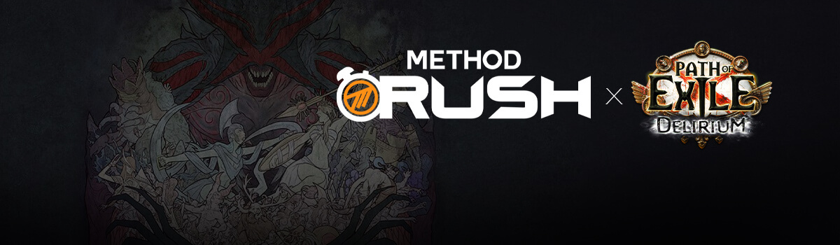 Method Rush Path of Exile Race Season 1